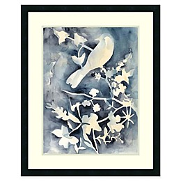 Amanti Art Hedgerow II (Bird) 26-Inch x 32-Inch Framed Wall Art