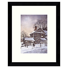 Amanti Art Daybreak 9-Inch x 11-Inch Framed Wall Art