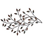 Stratton Home Décor Blowing Leaves Wall Art