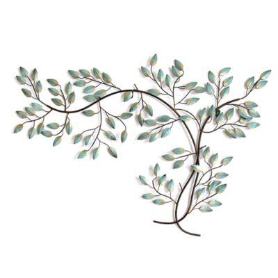 1c5bb47b7f Stratton Home Décor Patina Tree Branch 39-Inch x 27-Inch Wall Art | Bed  Bath & Beyond