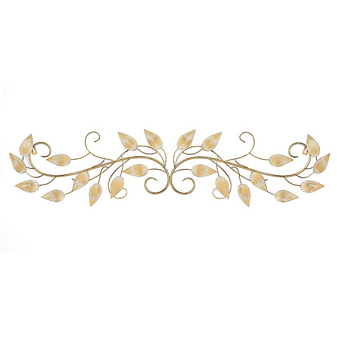 Stratton Home D Eacute Cor Over The Door Scroll Metal Wall
