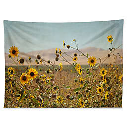 Deny Designs 80-Inch x 60-Inch Lisa Argyropoulos Roadside Wild Ones Wall Tapestry
