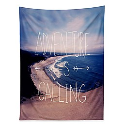 """Deny Designs """"Adventure is Calling"""" Tapestry"""