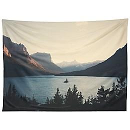 Deny Designs Catherine McDonald Montana Dusk 80-Inch x 60-Inch Tapestry