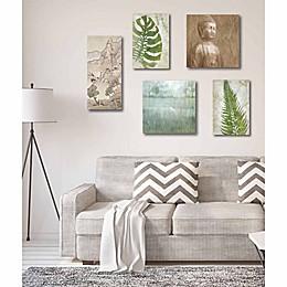 Courtside Market 5-Piece Zen Gallery Canvas Wall Art Set
