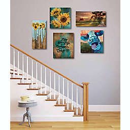 Courtside Market Farmhouse Finds Canvas Wall Art (Set of 5)