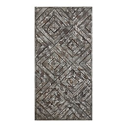 Uttermost Roland 24-Inch x 47-Inch Wood Panel Wall Art