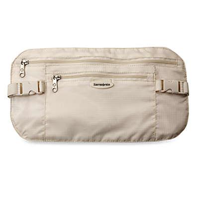 Samsonite® Security Waist Belt in Cream