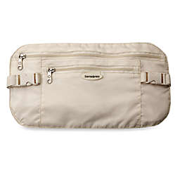 Samsonite® Security Waist Belt in Cream