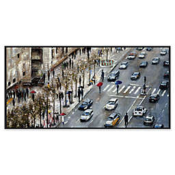 Portfolio Arts Group Champs Elysees Panel 58-Inch x 29-Inch Canvas Wall Art