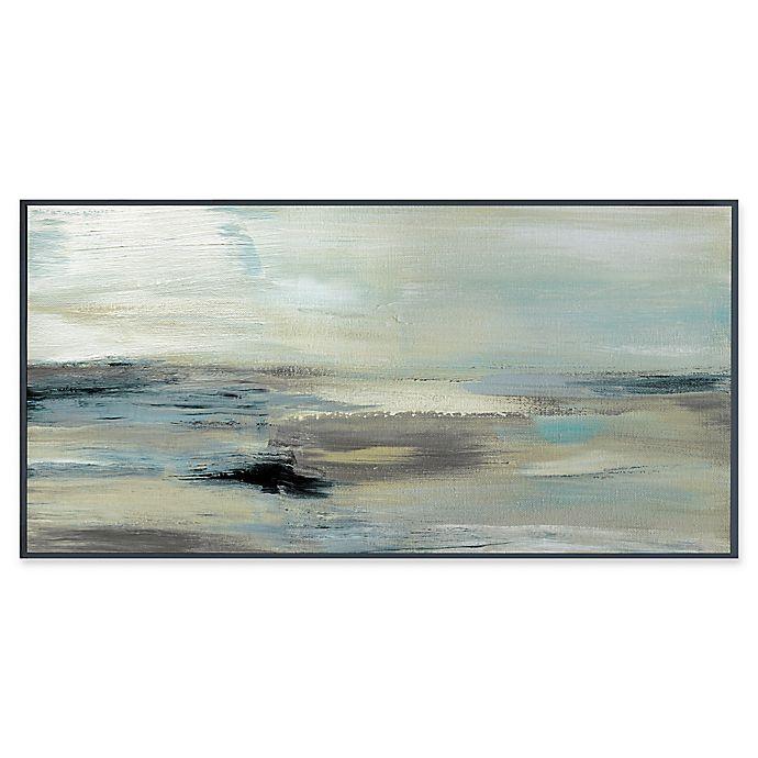 Alternate image 1 for Portfolio Arts Group Gulf Stream 58-Inch x 29-Inch Canvas Wall Art
