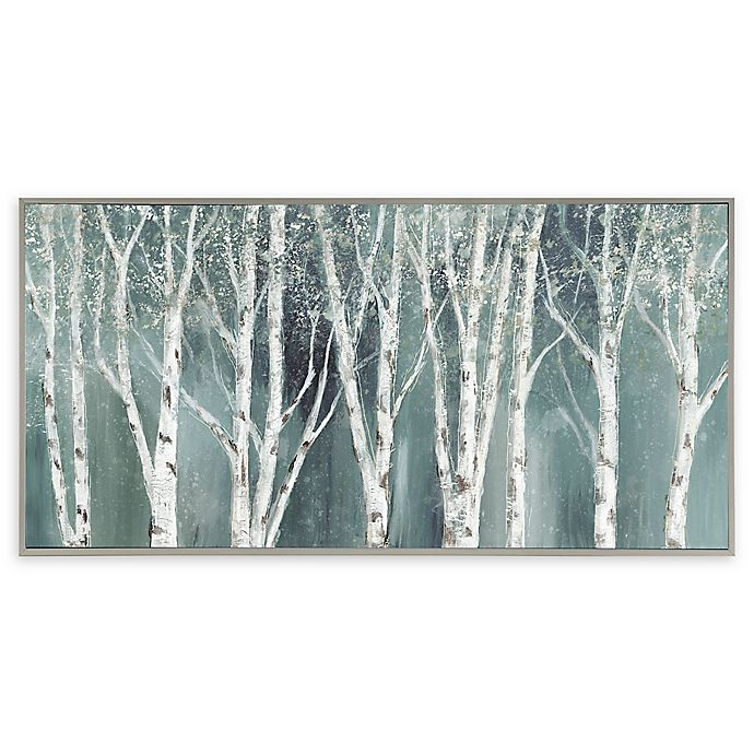 Alternate image 1 for Portfolio Arts Group Birch 29-Inch x 58-Inch Canvas Wall Art