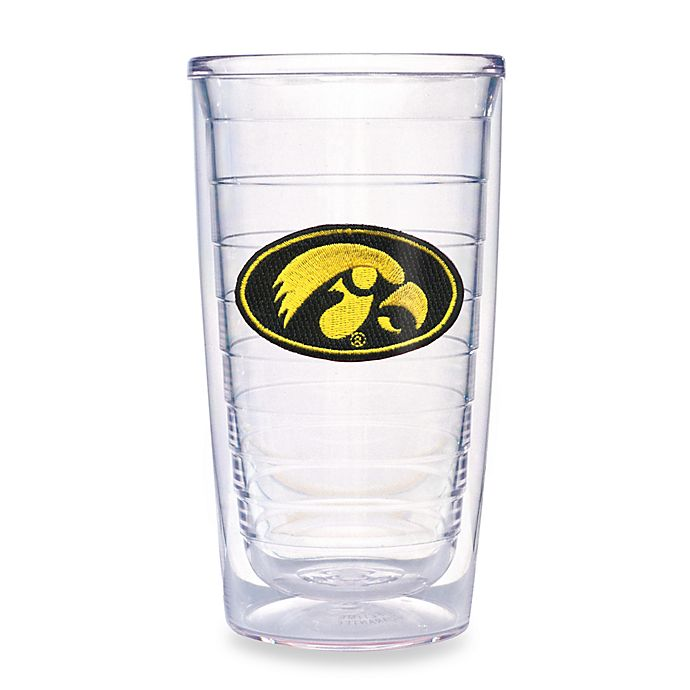 Alternate image 1 for Tervis® University of Iowa Hawkeyes 16 oz. Tumblers (Set of 4)