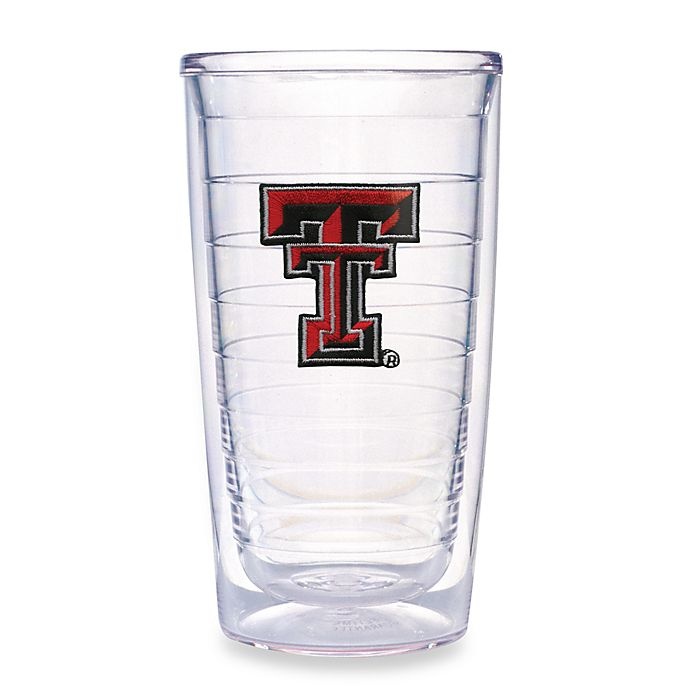Alternate image 1 for Tervis® Texas Tech University Red Raiders 16-Ounce Tumblers (Set of 4)