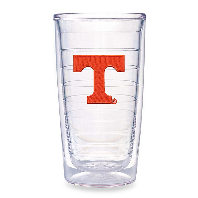 Alternate image 1 for Tervis® University of Tennessee Volunteers 16-Ounce Tumblers (Set of 4)