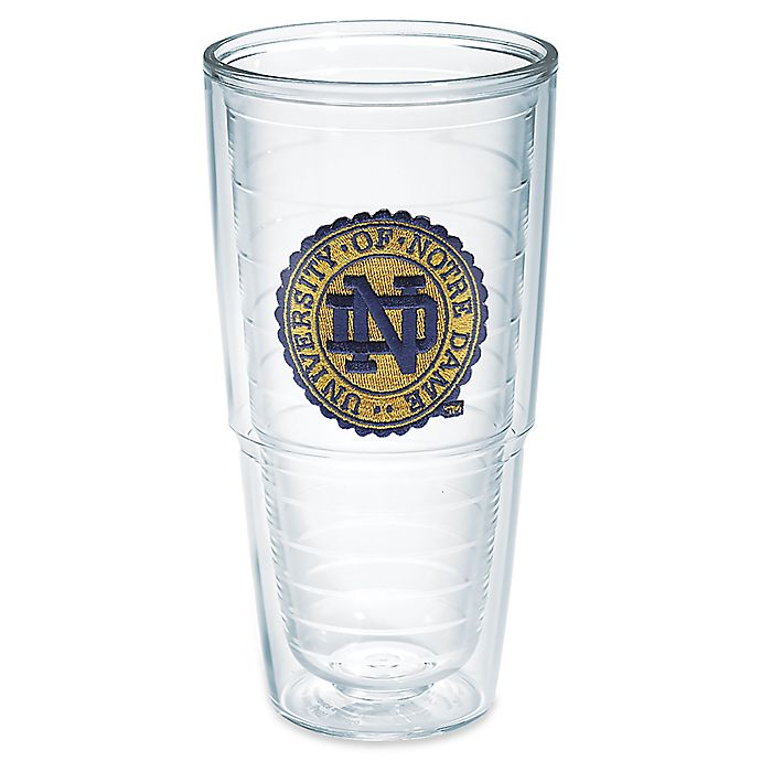 Alternate image 1 for Tervis® University of Notre Dame Fighting Irish Seal 24 oz. Tumbler