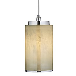 Madison Park Signature Omni 1-Light Ceiling-Mount Pendant