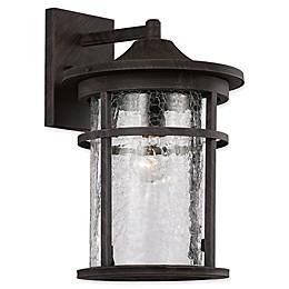 Bel Air Lighting Transitional 1-Light Wall Lantern