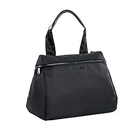 Lassig Vintage Glam Rosie Diaper Bag in Black