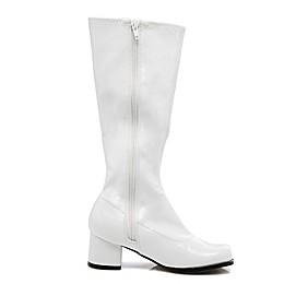 Dora Child Halloween Costume Boots in White