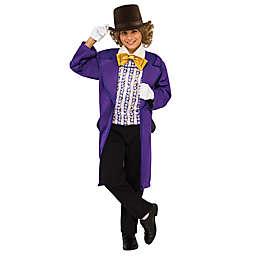 Willy Wonka & the Chocolate Factory: Willy Wonka Child's Halloween Costume