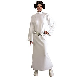 Rubies Costumes® Star Wars Princess Leia Deluxe Adult 5-Piece Costume