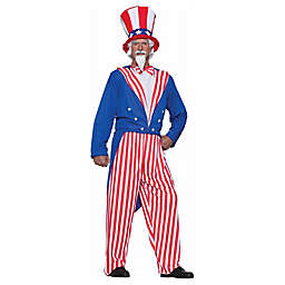 Forum Novelties Uncle Sam Plus-Size Adult Halloween Costume