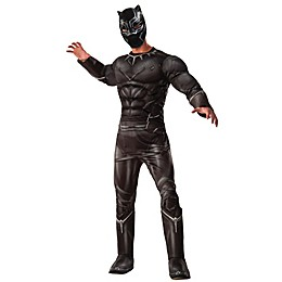 Marvel's® Captain America: Black Panther Adult Halloween Costume