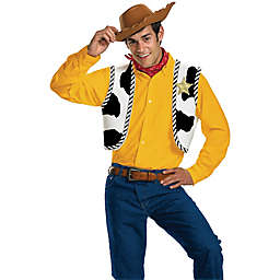 Disguise® Disney® Toy Story Woody Adult Halloween Costume Accessory Kit