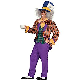 Forum Novelties Mad Hatter Adult Halloween Costume