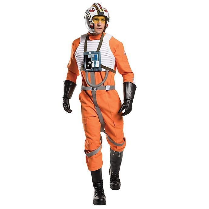 Alternate image 1 for Star Wars X-Wing Fighter Grand Heritage Adult Halloween Costume