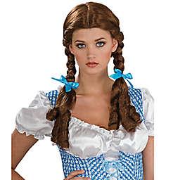 The Wizard of Oz Deluxe Dorothy Adult Halloween Costume Wig