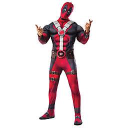 Deadpool Deluxe Extra Small Adult Halloween Costume