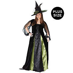 Fun World® Goth Maiden Witch Plus-Size Adult Halloween Costume
