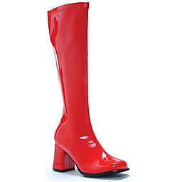 Gogo Women's Costume Boots in Red