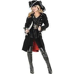 Pirate Vixen Adult Halloween Costume