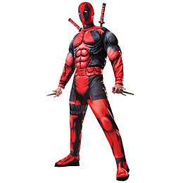 Deadpool Deluxe Men's Halloween Costume