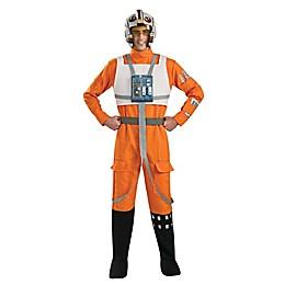 Star Wars Clone Wars X-Wing Fighter Pilot Men's Adult Halloween Costume