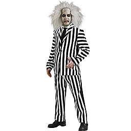 Beetlejuice Deluxe Adult Men's Halloween Costume