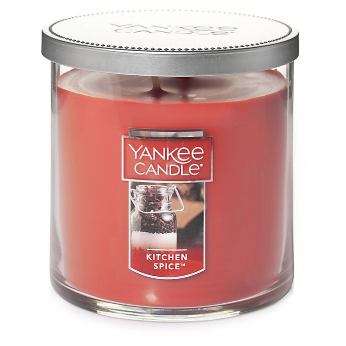 Alternate image 1 for Yankee Candle® Housewarmer® Kitchen Spice™ Medium Lidded Candle Tumbler