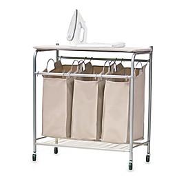 neatfreak™ Triple Sorter with Ironing Board