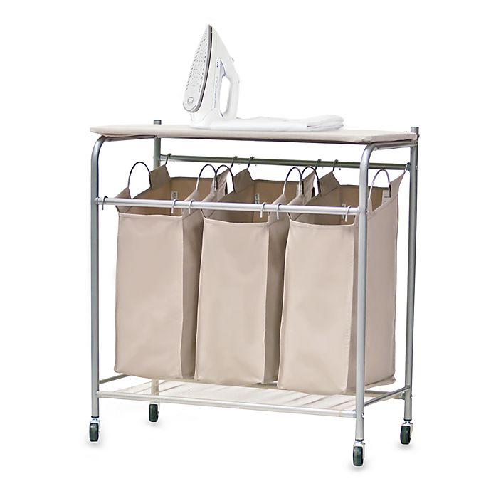 Neatfreak Triple Sorter With Ironing Board Baby