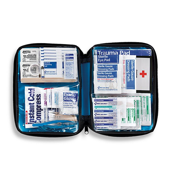 Alternate image 1 for First Aid Only™ Soft Pack 131-Piece First Aid Kit