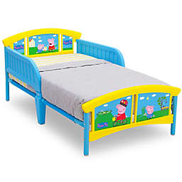 Peppa Pig Plastic Toddler Bed