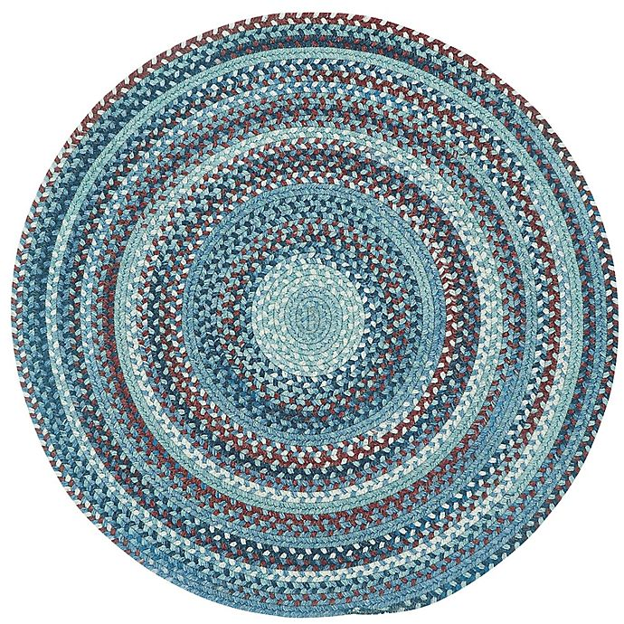 Alternate image 1 for Capel Rugs Kill Devil Hill Round Braided Rug