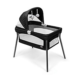 Chicco® LullaGo® Primo Portable Bassinet in Genesis Black