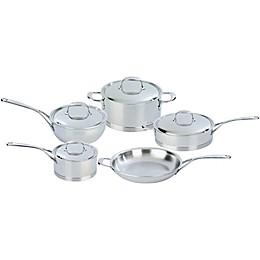 Demeyere®  Atlantis 9-Piece Stainless Steel Cookware Set