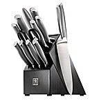 Zwilling® J.A. Henckels International Modernist 13-Piece Knife Block Set in Black