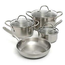 Oster® Cuisine Gainsford 7-Piece Stainless Steel Cookware Set