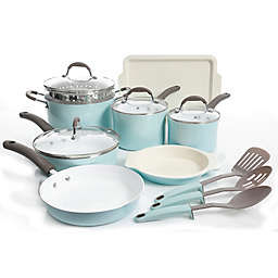 Oster® Carrick 15-Piece Cookware Set